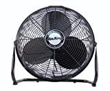 Air King 9212 Industrial Grade High Velocity Pivoting Floor Fan, 12-Inch