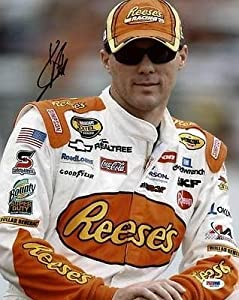 Signed Kevin Harvick Photograph - 11x14 #m42935 - PSA DNA Certified - Autographed... by Sports Memorabilia