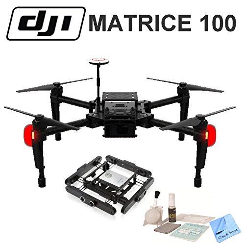 DJI Matrice 100 – QUADCOPTER FOR DEVELOPERS + DJI Guidance + CS Kit