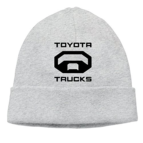 asas-toyota-trucks-woolen-hats-plush-hat-head-cap-ash