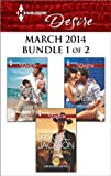 Harlequin Desire March 2014 - Bundle 1 of 2: The Real Thing\Double the Trouble\Suddenly Expecting
