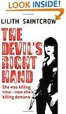 The Devil's Right Hand (Dante Valentine, Book 3)
