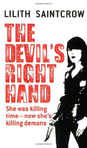 Image of The Devil's Right Hand (Dante Valentine, Book 3)