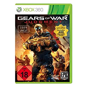 Gears of War: Judgement + Extras