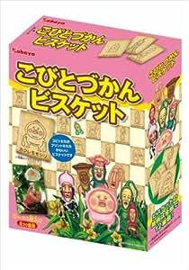 こびとづかんビスケット 10個入 BOX (食玩・ビスケット)