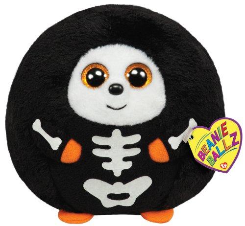 Ty Beanie Ballz Spooky - Skeleton - 1