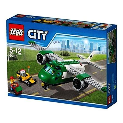 LEGO City 60101 - Set Costruzioni Aereo da Carico