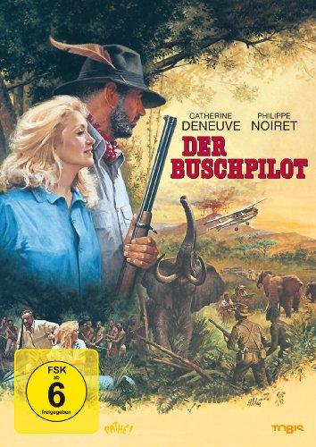der-buschpilot-alemania-dvd