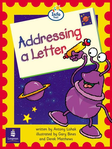 Addressing a Letter (Literacy Land)