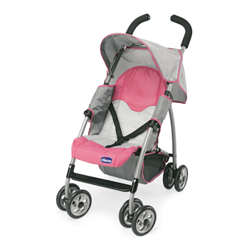 Stylish Doll Stroller