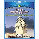 紅の豚 北米版 / Porco Rosso [Blu-ray+DVD][Import]