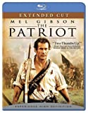 Cover art for  The Patriot (Extended Cut) [Blu-ray]