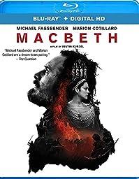 Macbeth (2015) [Blu-ray]