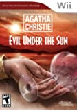 Agatha Christie: Evil Under the Sun  (Fr/Eng manual) - Wii