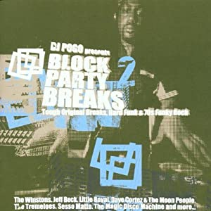 Various - DJ Pogo Presents The Breaks
