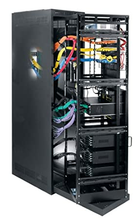 "WR Series 26"" D Roll Out Rotating System in Steel Host Enclosure Rack Spaces: 24U Spaces"