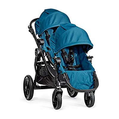 Baby Jogger City Select Single Black Frame Stroller with Second Seat - Teal by UnAssigned that we recomend individually.