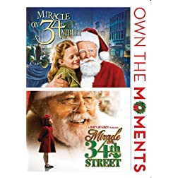 Miracle on 34th Street (1947/1994) Double Feature