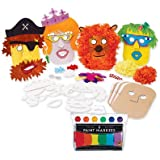 Make-Your-Own Mask Kit with Paint Markers