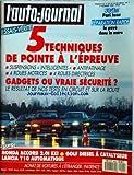 AUTO JOURNAL   du