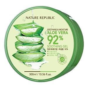 Nature Republic Soothing & Moisture ALOE VERA 92% GEL 300ml