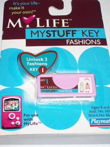 My Life MY STUFF KEY FASHIONS KEY 7