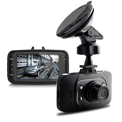 """docooler® BL8000 2.7"""" TFT 1080P 140° Car DVR Vehicle Camer"""