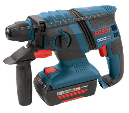 Bosch 11536C-2 36-Volt BBS Litheon Rotary Hammer by Bosch (Bosch Hammer Drill 36v compare prices)