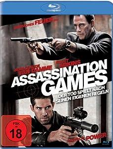 Assassination Games - Der Tod spielt nach seinen eigenen Regeln [Blu-ray]