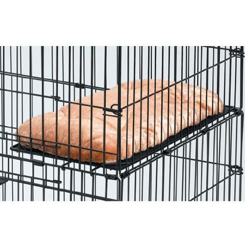 MidWest Metals CAT130-CB Plush Cat Bed
