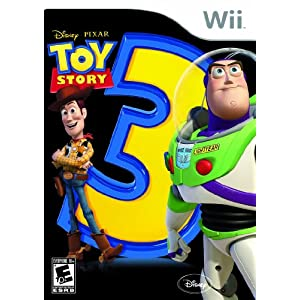 Toy Story 3 Games