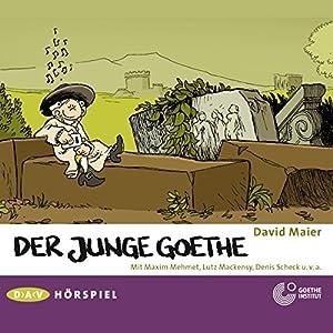 Der junge Goethe Hörspiel