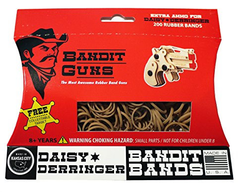 Bandit Guns Daisy Derringer Extra Ammo Craft Kit, Tan - 1