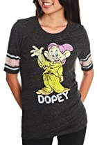 Disney Snow White Dopey Hockey Girls T-Shirt Plus Size