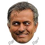 mask-arade パーティーマスク【ジョゼ・モウリーニョ/Jose Mourinho】
