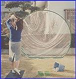 ワンタッチ スポーツマルチネット KGN-2000 野球、ゴルフ、サッカーなどの練習用保護ネットとして使用できます。