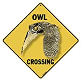 Sign: Owl