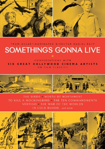 Cover art for  Something&#039;s Gonna Live