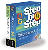 img - for The Time Management Toolkit: Microsoft  Office Outlook  2007 Step by Step and Take Back Your Life: Microsoft Office Outlook 2007 Step-By-Step/Take Back Your Life! (Step By Step (Microsoft)) book / textbook / text book