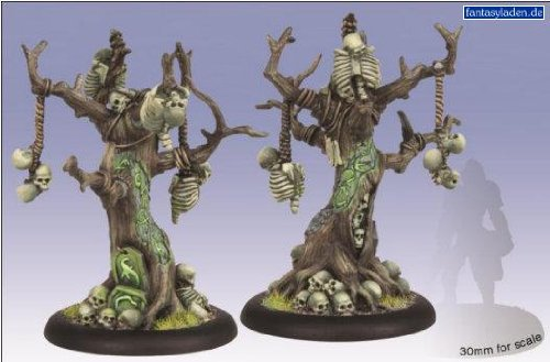 privateer-press-hordes-circle-gallows-grove-model-kit