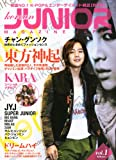 Korean JUNIOR MAGAZINE JAPAN (コリアン・ジュニア・マガジン・ジャパン) 2011年 05月号