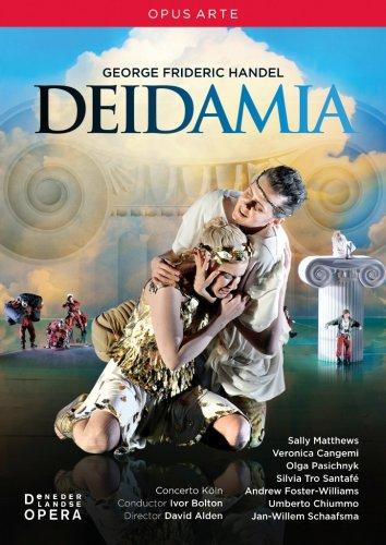 Handel: Deidamia (De Nedelandse Opera) (Sally Matthews/ Veronica Cangemi/ Olga Pasichnyk/ Concerto Köln/ Ivor Bolton/ David Alden) (Opus Arte: OA1088D) [DVD] [NTSC]