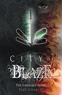 (FREE on 12/31) City Of Blaze by H.O. Charles - http://eBooksHabit.com