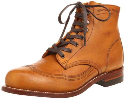 [ウルヴァリン] WOLVERINE 1000MILE WINGTIP BOOT  W05343 00(タン/7.5)