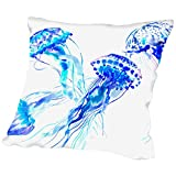 American Flat 'Jellyfish' Pillow by Suren Nersisyan, 18