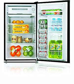 Midea HS-120L Compact Single Reversible Door Refrigerator
