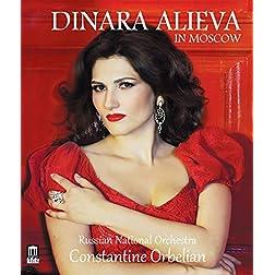 Dinara Alieva in Moscow [Blu-ray]