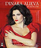Dinara Alieva In Moscow [Constantine Orbelian, Dinara Alieva; The Russian National Orchestra; The Grand Choir, Masters of Choral Singing ] [DELOS: BLU RAY] [Blu-ray]