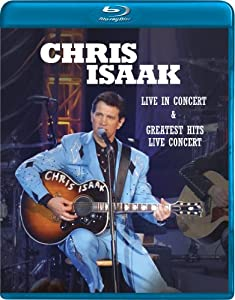 Chris Isaak: Live / Greatest Hits: Live [Blu-ray]