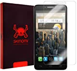 Skinomi TechSkin - Alcatel One Touch Idol OT-6030 / OT-6030D Screen Protector Ultra Clear Shield + Lifetime Warranty